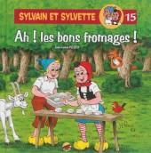 Sylvain et Sylvette (Éditions P'tit Louis) -15- Ah ! les bons fromages !