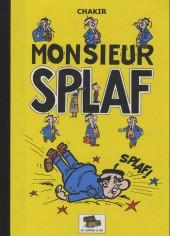 Monsieur Splaf - Monsieur splaf