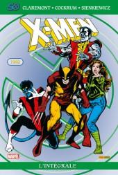 X-Men (L'intégrale) -6INTa- integrale 1982 anniversaire 50 ans