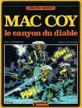 Mac Coy -9- Le canyon du diable