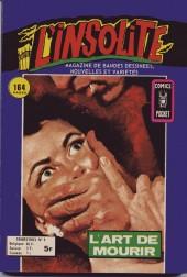 L'insolite -5- L'art de mourir