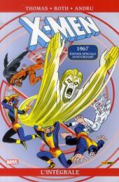 X-Men (L'intégrale) -17INTa- L'intégrale 1967
