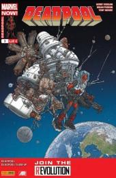 Deadpool (Marvel France 4e série - 2013) -3- La glaire des étoiles