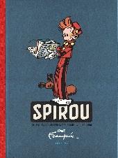 (AUT) Franquin -28TL- SPIROU - Toutes les couvertures des recueils du journal, par Franquin