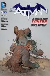 Batman (en espagnol) -19- ¿El Caballero Oscuro Contra Bruce Wayne?
