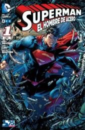 Superman: El Hombre De Acero -1- El Salto