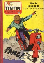 (Recueil) Tintin (Album du journal - Édition belge) -30- Tome 30