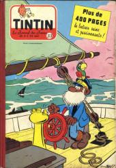 (Recueil) Tintin (Album du journal - Édition belge) -33- Tome 33