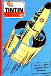 (Recueil) Tintin (Album du journal - Édition belge) -34- Tome 34