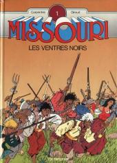 Missouri -1- Les ventres noirs