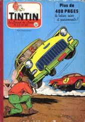 (Recueil) Tintin (Album du journal - Édition belge) -31- Tome 31