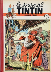 (Recueil) Tintin (Album du journal - Édition belge) -3- Tome 3