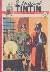 (Recueil) Tintin (Album du journal - Édition belge) -6- Tome 6