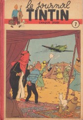 (Recueil) Tintin (Album du journal - Édition belge) -7- Tome 7