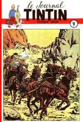 (Recueil) Tintin (Album du journal - Édition belge) -9- Tome 9