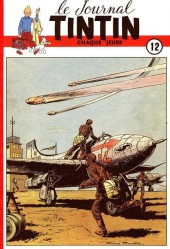 (Recueil) Tintin (Album du journal - Édition belge) -12- Tome 12