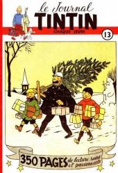 (Recueil) Tintin (Album du journal - Édition belge) -13- Tome 13