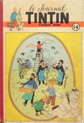 (Recueil) Tintin (Album du journal - Édition belge) -14- Tome 14