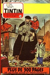(Recueil) Tintin (Album du journal - Édition belge) -24- Tome 24