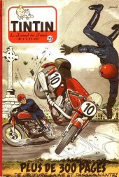 (Recueil) Tintin (Album du journal - Édition belge) -23- Tome 23