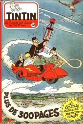 (Recueil) Tintin (Album du journal - Édition belge) -22- Tome 22