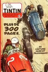(Recueil) Tintin (Album du journal - Édition belge) -21- Tome 21