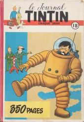(Recueil) Tintin (Album du journal - Édition belge) -18- Tome 18