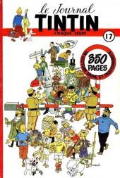 (Recueil) Tintin (Album du journal - Édition belge) -17- Tome 17