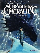 Les chevaliers d'Émeraude -4- Le garçon foudre