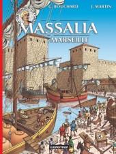Alix (Les Voyages d') -36- Massalia (Marseille)