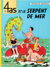 Les 4 as -1- Les 4 as et le serpent de mer