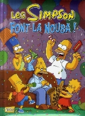 Les simpson (Jungle !) -HS4- Les Simpson font la nouba !