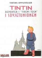 Tintin (en langues étrangères) -1Norvégien- Tintin Reporter i
