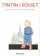 Tintin (en langues étrangères) -1Danois- Tintin i Sovjet - Originalversionen fra