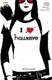 Hawkeye (100% Marvel - 2013) -2- Petits coups