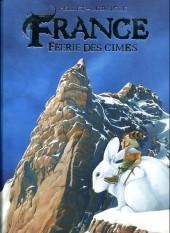 Les fabuleux voyages de Meegritt -2- France, féérie des cimes