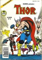 Thor (3e Série - Lug/Semic) -Rec03- Album N°3 (du n°7 au n°9)