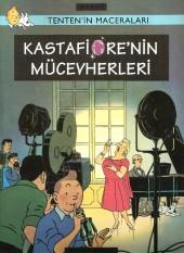 Tintin (en langues étrangères) -21Turc- Kastafiore'nin Mücevherleri