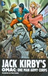 Omac (1974) -INT- Jack Kirby's OMAC: One Man Army Corps