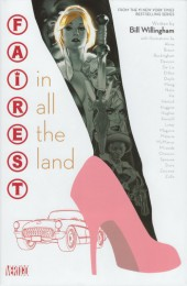 Fairest: In all the Land (2013) -GN- Fairest: In all the Land