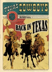 Texas Cowboys -10MR3946- Back in Texas