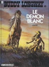 Buddy Longway -10b94- Le démon blanc