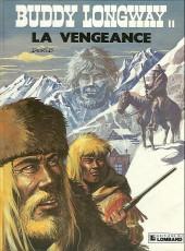 Buddy Longway -11a83- La vengeance