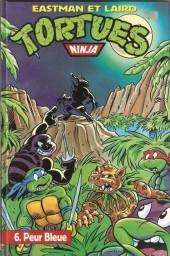 Tortues ninja (Comics USA - spécial USA)) -6- Peur bleue