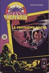 Sidéral (3e série - Arédit - Comics Pocket) -1- Le troisième bocal