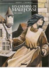 Les chemins de Malefosse -7c2009- La Vierge