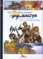 Les royaumes d'Alsacya -1- L'oracle de la druidesse