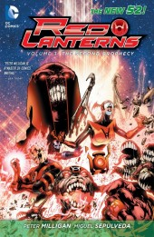 Red Lanterns (2011) -INT03- The second prophecy