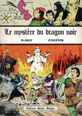Marco Polo (Joly) -2- Le mystère du dragon noir