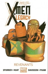 X-Men Legacy (2013) -INT03- Revenants